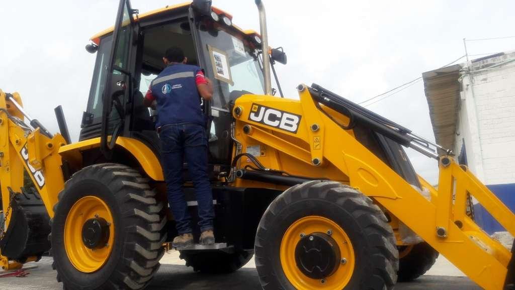 Carga proyectos a San Andres