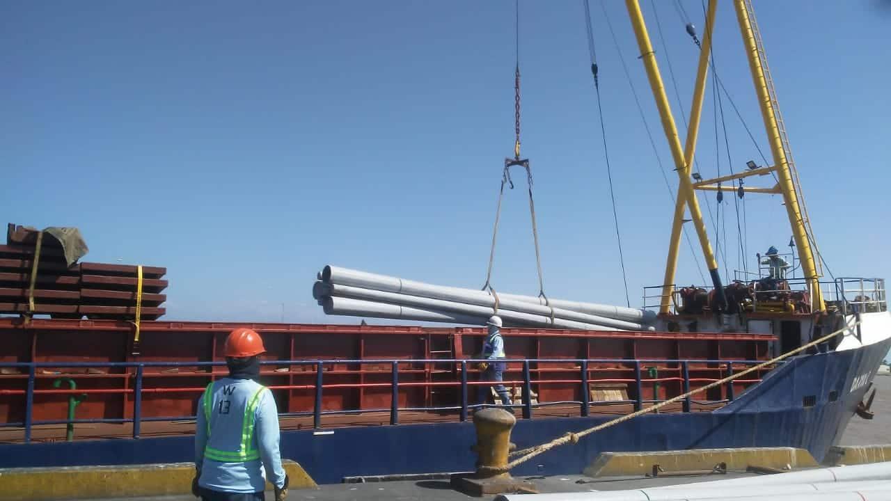 Transporte de Carga desde Barranquilla a San Andres